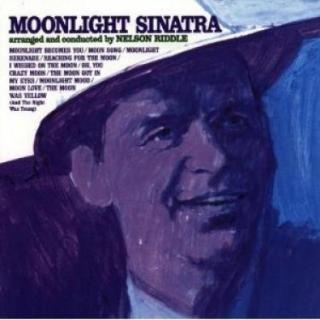 Moonlight Sinatra - Sinatra Frank [CD album]